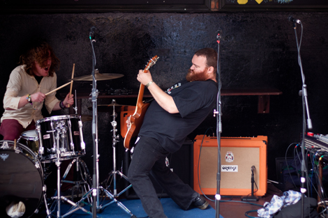 Ironside live at Heebies at Liverpool Sound City 2012.jpg