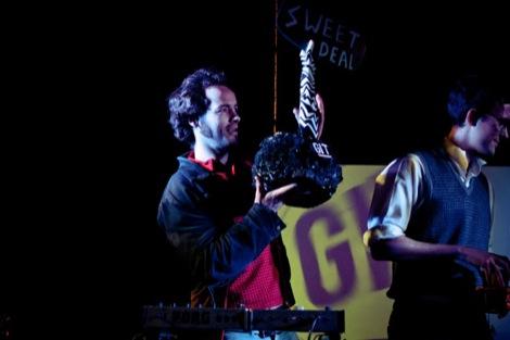 Loved Ones Ben lifts aloft the GIT Award 2012.jpg