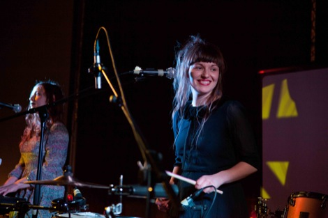 Lucy of Stealing Sheep at the GIT Award 2012.jpg