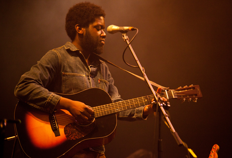 Michael Kiwanuka live at Liverpool Sound City 2012.jpg
