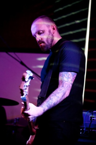 Jason Stoll of Mugstar at the GIT Award 2012