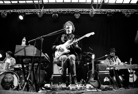 Mystery Jets live at Liverpool Sound City 2012 Peter Guy.jpg