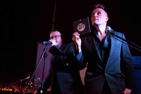 Peter Guy and John Robb at the GIT Award 2012.jpg