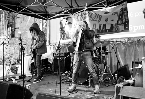 Step Panther live at Liverpol Sound City 2012 (2).jpg