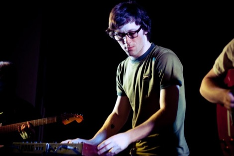 Tea Street Bands' James at the GIT AWARD 2012.jpg