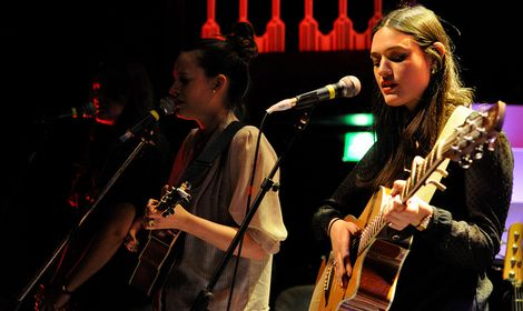 The Staves Getintothis Liverpool live Kazimier music.jpg