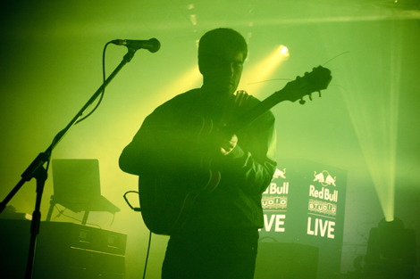 The Tea Street Band live at Liverpool Sound City 2012.jpg
