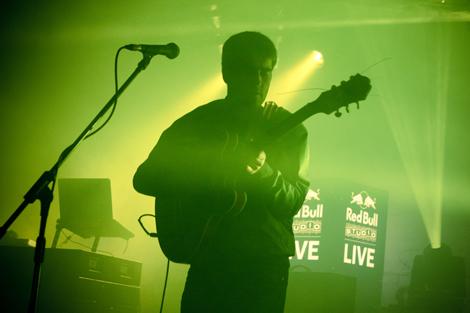 The Tea Street Band live at Liverpool Sound City 2012.jpg