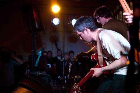 The Tea Street Band's Timo at the GIT Award 2012.jpg