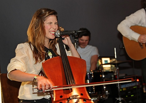 Tibi and her Cello live at Liverpool Sound City 2012 Getintothis.jpg