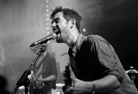 White Denim live at Liverpool Sound City 2012.jpg