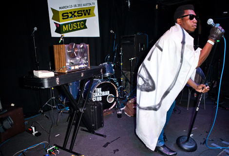 Willis Earl Beal live at Liverpool Sound City 2012 sheet.jpg