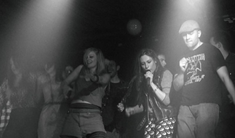 Friends dancing atop Friends live at the Kazimier.jpg