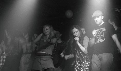 Friends dancing atop Friends live at the Kazimier.jpg