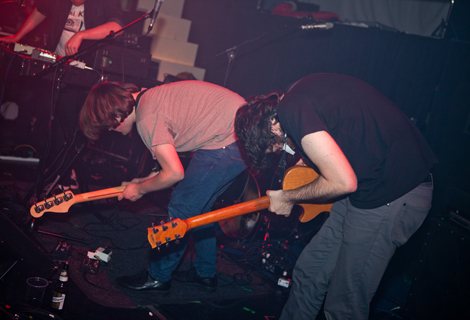 Hookworms  live at the Kazimier supporting Moon Duo.jpg
