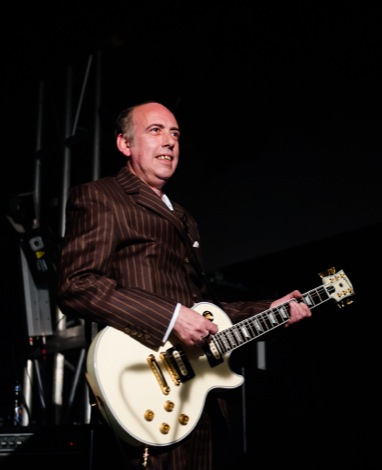 Justice Tonight At The Picket Mick Jones portrait.jpg