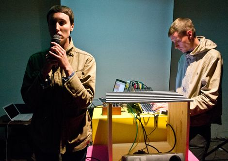 Lucky Dragons live in Liverpool Wolstenholme Creative Space .jpg