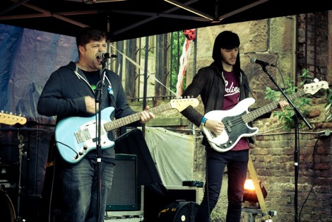 We Were Beautiful live at X & Y Festival Liverpool.jpg