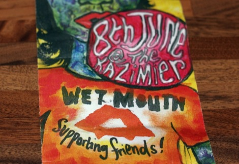 Wet Mouth flyer Friends live at the Kazimier.jpg