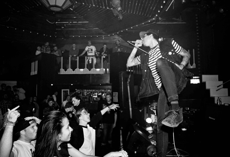 Cerebral Ballzy live at the Kazimier.jpg