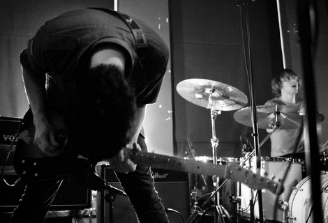 Death At Sea live at Leaf supporting Savages and Palma Violets.jpg