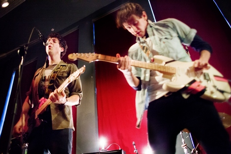 Death At Sea live at Leaf supporting Savages and Palma Violets in Leaf.jpg