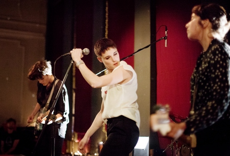Savages live in Liverpool band shot.jpg