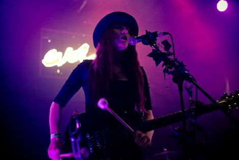 Bird guitarist live at FestEVOL at the Kazimier.jpg