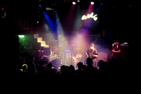 Clinic live at FestEVOL distance shot review.jpg