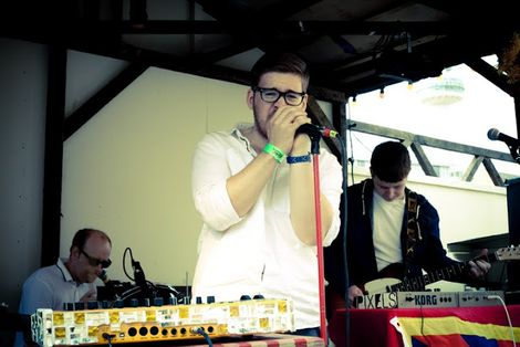 Pixels live at FestEVOL at the Kazimier.jpg