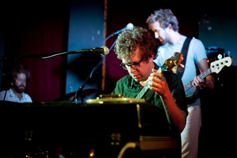 Megafaun live at Leaf Cafe in Liverpool.jpg