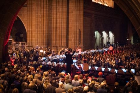 Rhys Chatham - A Crimson Grail - Liverpool Biennial - Anglican Cathedral-4.jpg