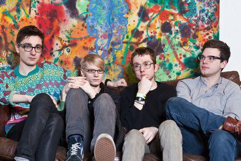 Alt-J win 2012 Barclaycard Mercury Prize – watch - NME