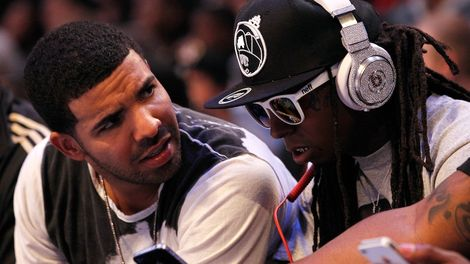 lil wayne and drake bling dre.jpg