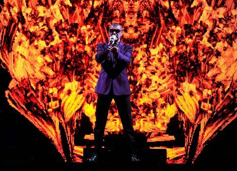 George Michael live review at Liverpool Echo Arena Symphonica tour live.jpg