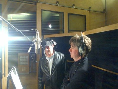 Hollies re-recording their classic He Aint Heavy He's My Brother.jpg