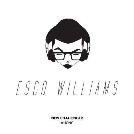 esco williams the new challenger single.jpg