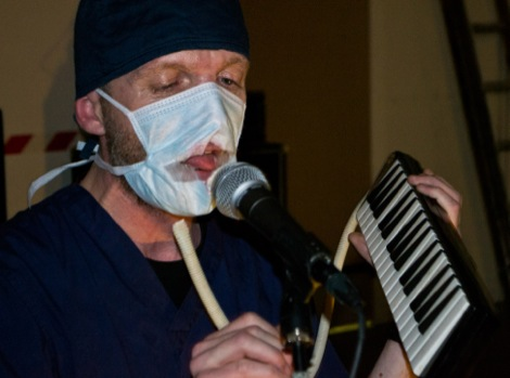 Clinic live at Static blow keyboard.jpg