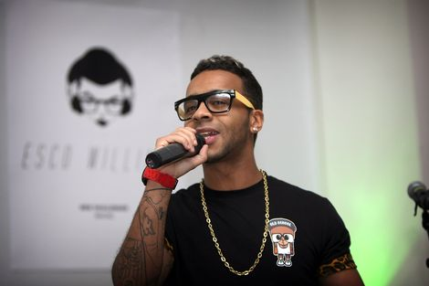 Esco Williams at the GIT Award launch 2013.jpg