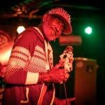 Lee Scratch Perry at Erics