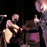 Tyler Mensah & Simon Howes at the GIT Award 2013 at Leaf