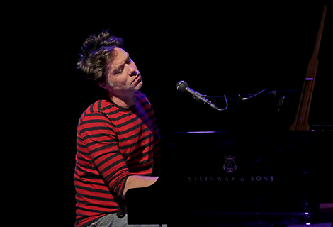 Rufus Wainwright performing in Liverpool last summer
