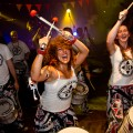 Batala takeover Fiesta Bombarda at the Kazimier in 2014