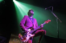 Manic Street Preachers Performing at Manchester Ritz - 27/09/201