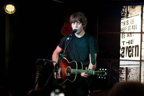 Jake Bugg - The Cavern - John Johnson-9.jpg