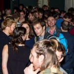 Crowds at The GIT Award 2014 launch