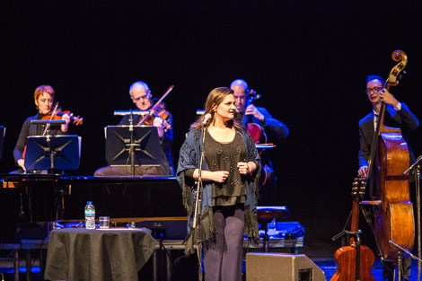 Madeleine Peyroux live at Liverpool Philharmonic Hall