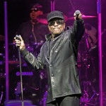 Bobby Womack at The Philharmonic Hall