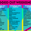 Bugged_Out_Weekender_-_Day_By_Day_flyer_1
