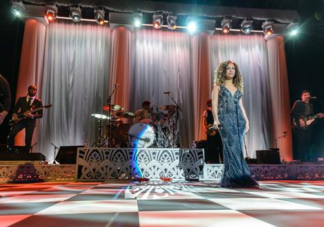 rebecca ferguson live review finale